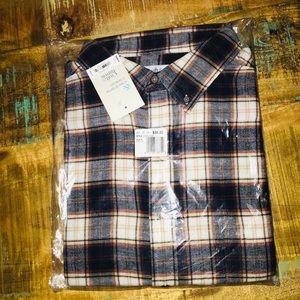Men's Flannel Shirt-NWT-Super Soft!